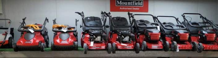 Authorised Mountfield Dealer