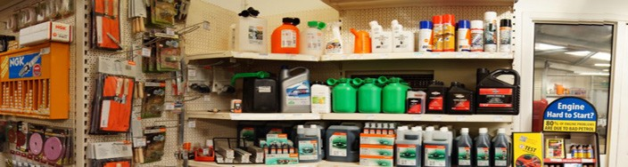 Machinery Lubricant Display