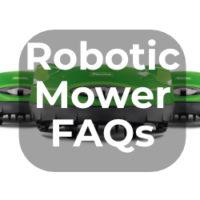 Robotic Mower FAQs
