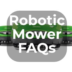 Robotic Mower FAQs