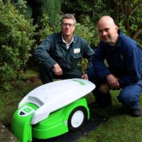 Mower Shop Install Robomow