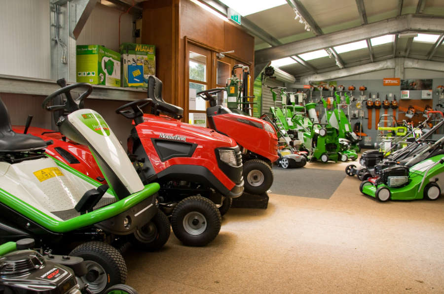 lawnmower brands